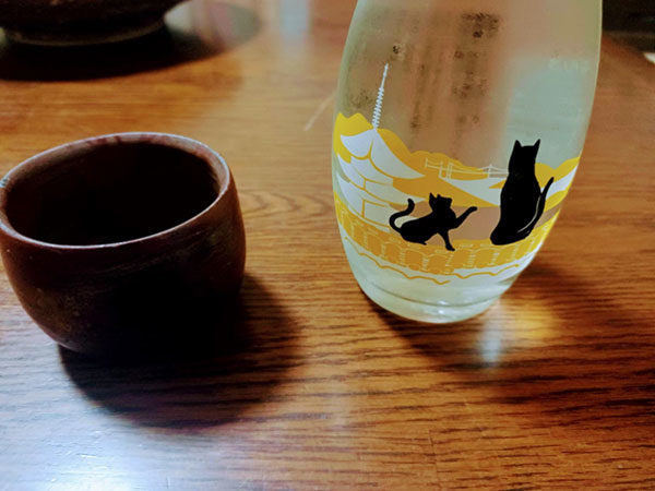 純米吟醸 瀬戸内ネコの散歩道_2